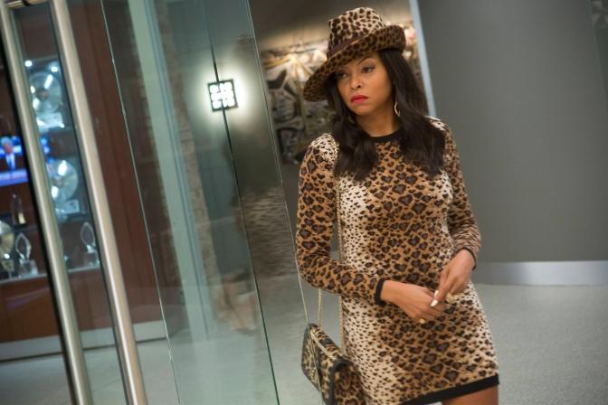 Taraji P. Henson as Cookie Lyon,