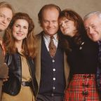 "3 special episodes of ""Frasier"""